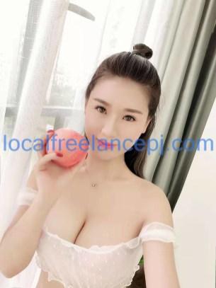New China Girl In PJ