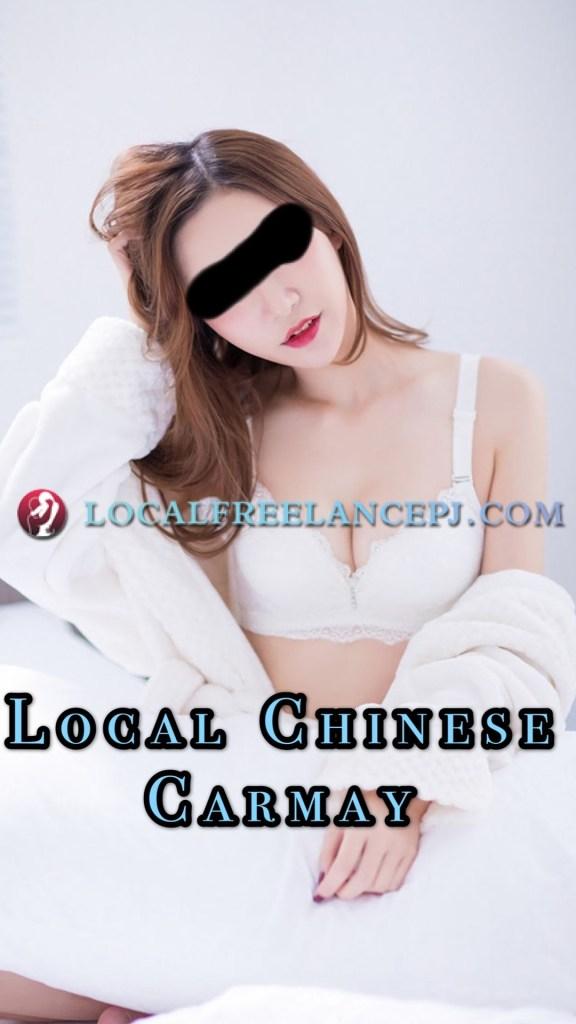 Local Freelance Escort Girl - Chinese - Carmay