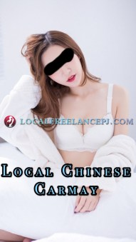 Local Freelance Escort Girl - Chinese - Carmay