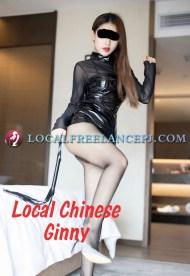 Local Chinese Freelance - Ginny
