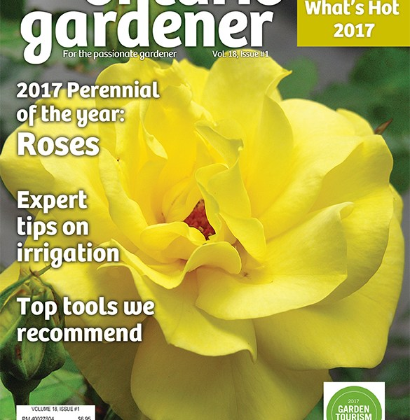 Ontario Gardener Early Spring 2017 issue