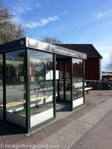 Grebbestads Sverige Tanumshede centrum