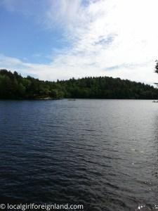 Delsjön, Göteborg
