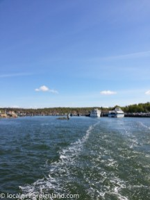 Sunny day in Gothenburg