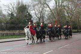 Walk tour – Westminster, London