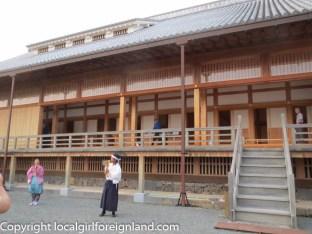 Kumamoto Castle Tour guide