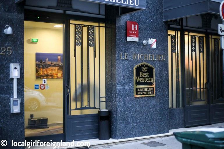 Best Western Richelieu Lyon Part-Dieu Review-0520.JPG