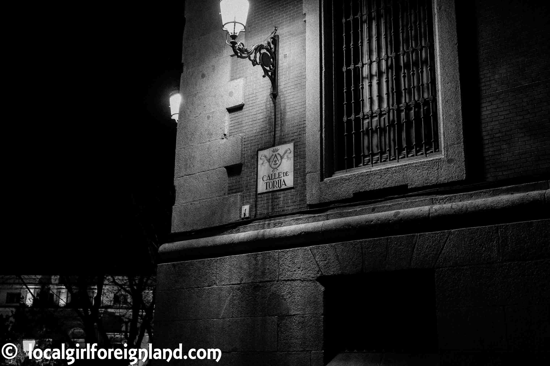Spanish Inquisition Tour, Sandemans