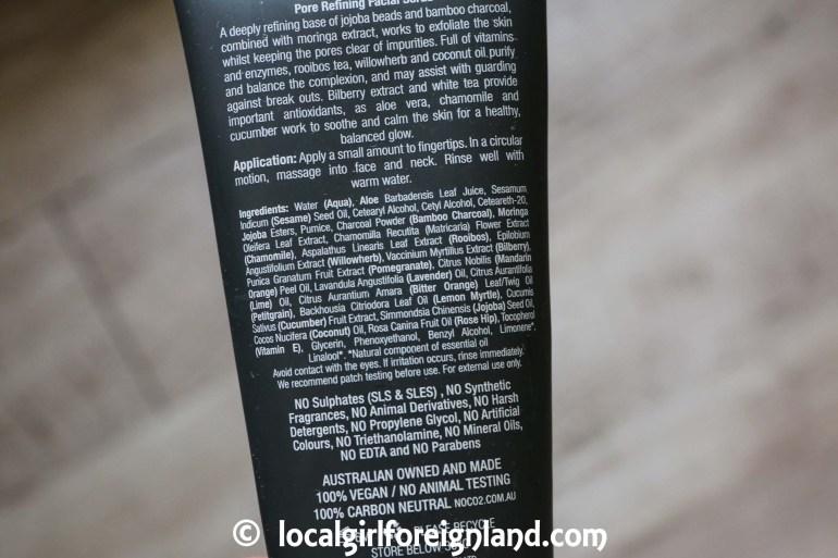 Sukin oil balancing + charcoal pore refining facial scrub review-2672.JPG