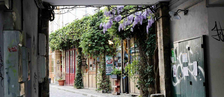 Passage L'homme, hidden Paris 11