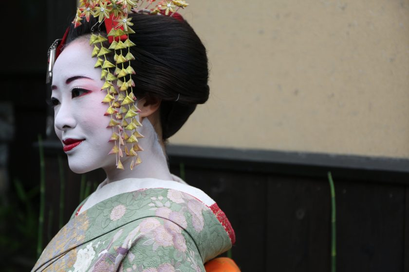 Maiko, kyoto, Local Girl Foreign Land
