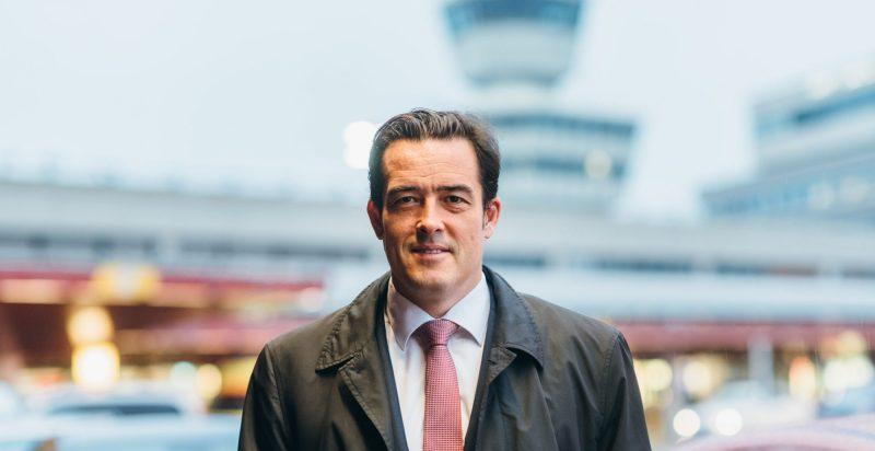 Dr Volker Treier, CEO der DIHK