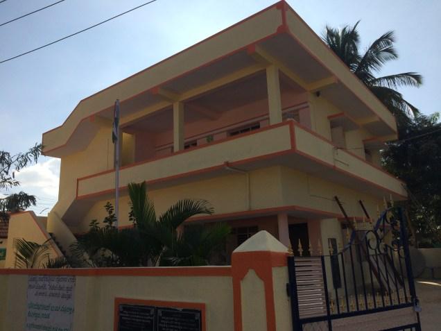 Kudiyanooru Gram Panchayat Office Building