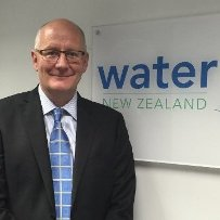 Water New Zealand CE John Pfahlert.