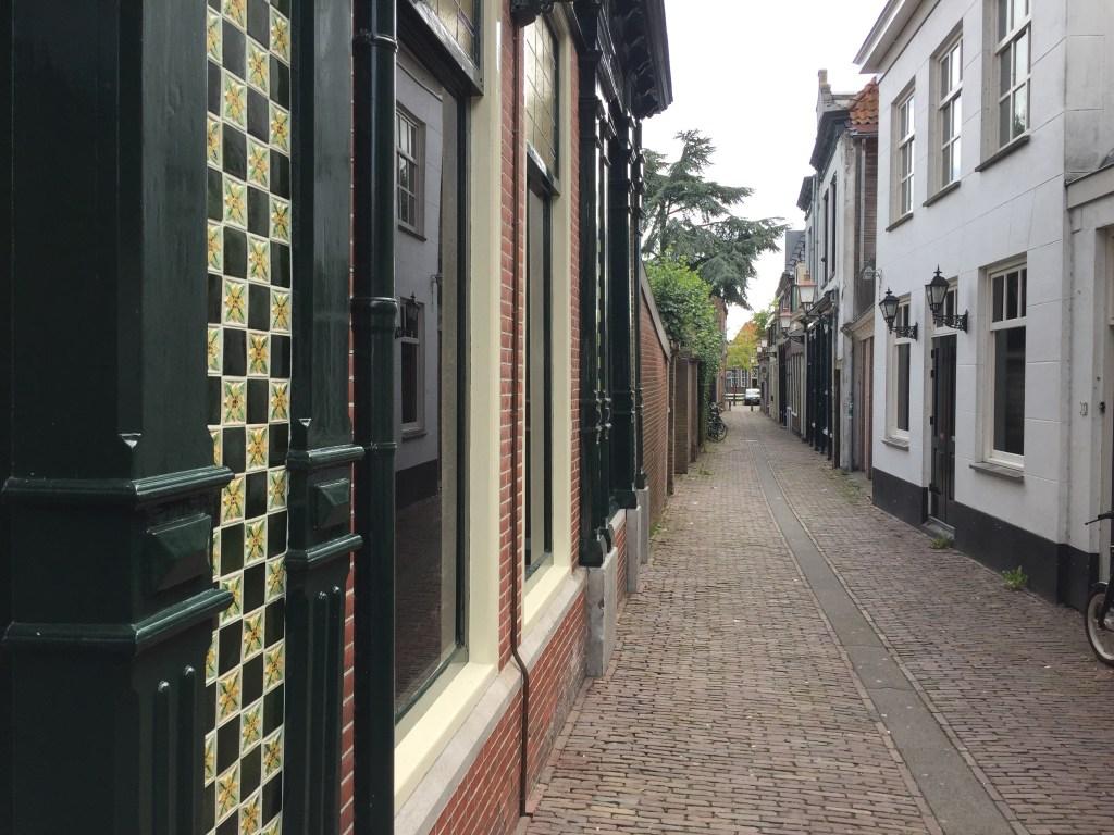 Havensteeg Hoorn | Stadswandeling - Rondleding | Local Guide Hoorn