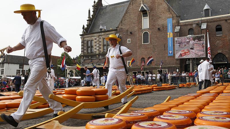 Alkmaar Kaasmarkt - Hoorn | Local Guide Hoorn