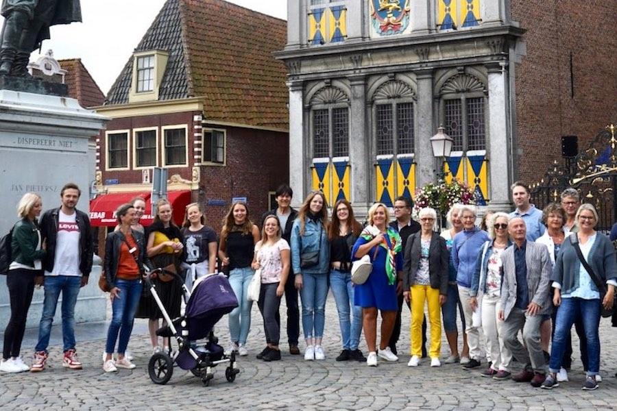 Stadswandeling Hoorn met gids | Local guide Hoorn