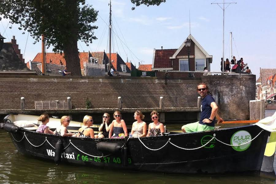 Watertaxi Hoorn - Stadswandeling Hoorn | Local Guide Hoorn