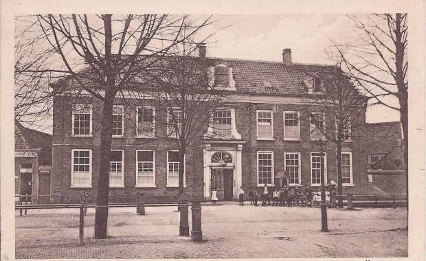 Pesthuis in Hoorn vgl Corona opvang