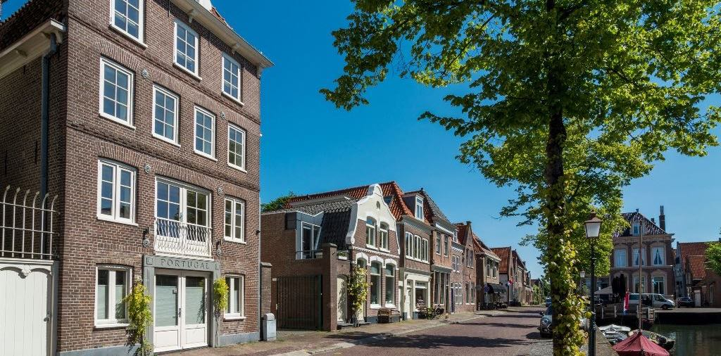Bezienswaardigheden Hoorn: Appelhaven en Bierkade
