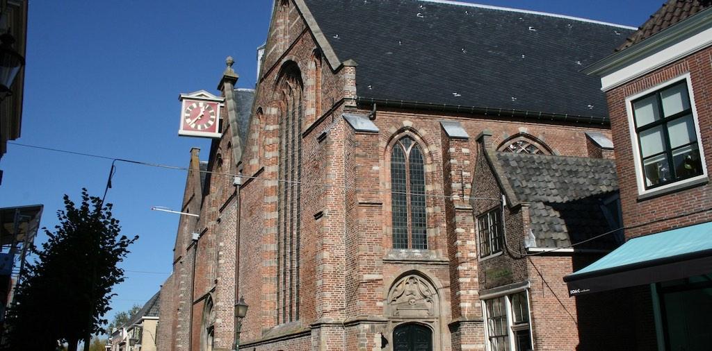 Bezienswaardigheden Hoorn: Noorderkerk