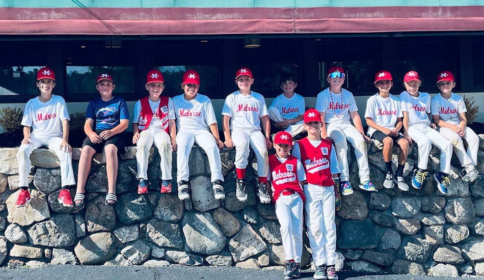 Great runs end for Melrose 10 and 12 year-old All-Stars