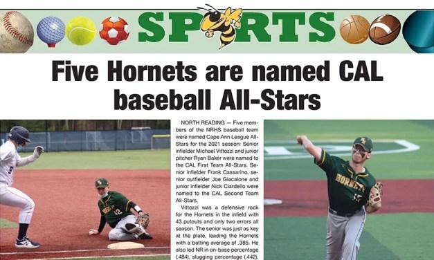 Sports Page: July 22, 2021