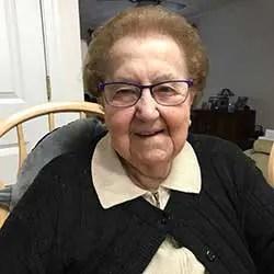 Anna M. Appolloni, 97