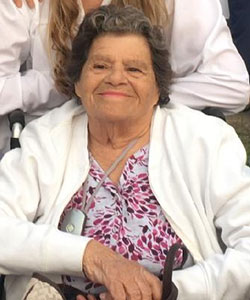 Geraldine J. Trickett, 82
