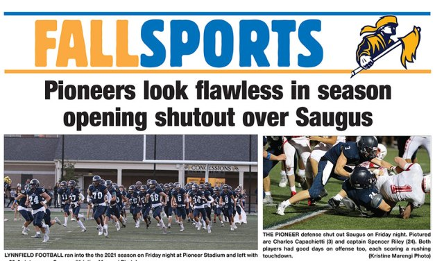 Sports Page: September 15, 2021