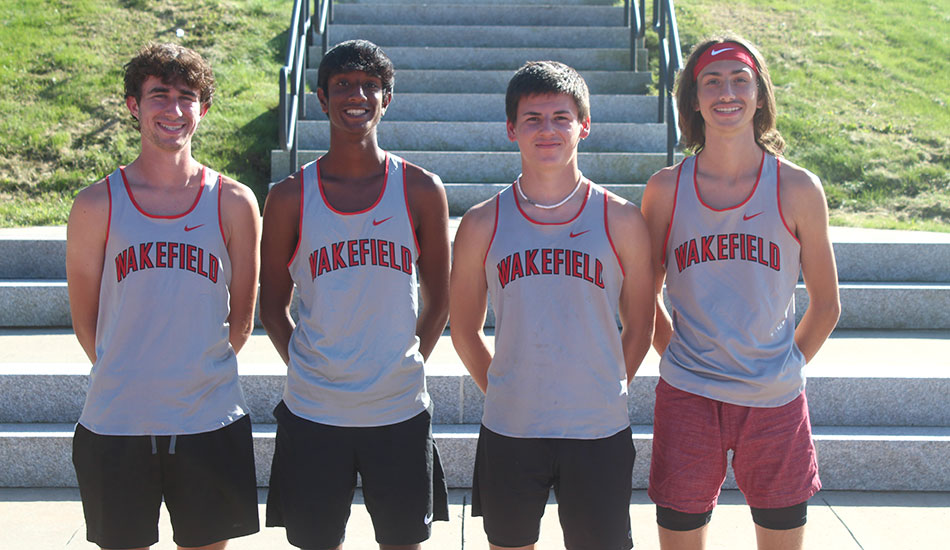 Boys XC hunting 6th straight league title  and more in 2021