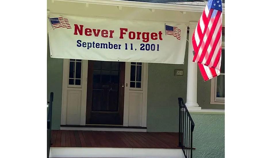 Remember 9/11 ceremony Saturday at Memorial Hall