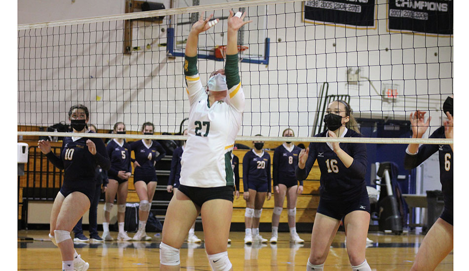 North Reading volleyball resets roster for new season
