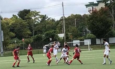 Warrior boys' soccer ties Belmont 1-1