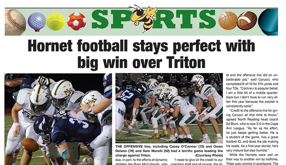 Sports Page: October 14, 2021