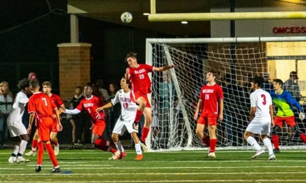Red Raider soccer playoff bound