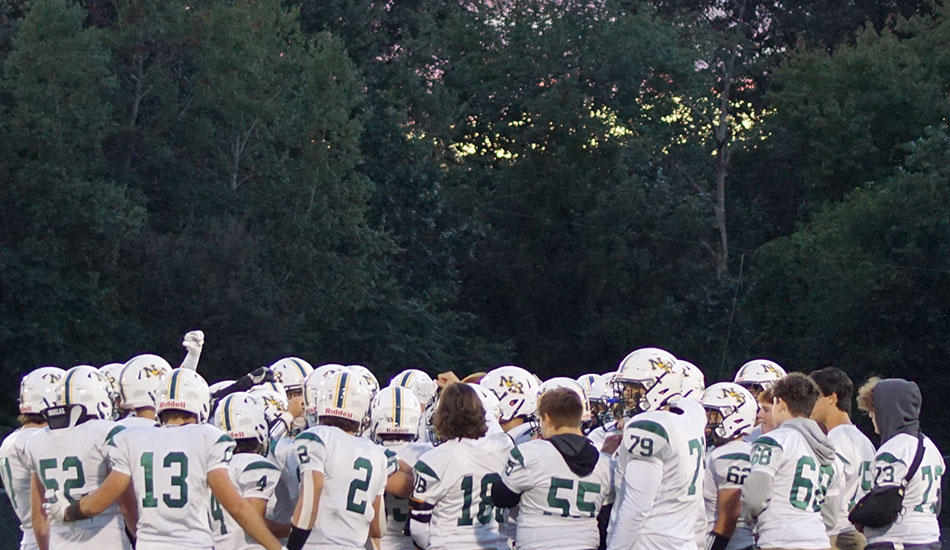 Hornet football improves to 4-0 with another lopsided victory