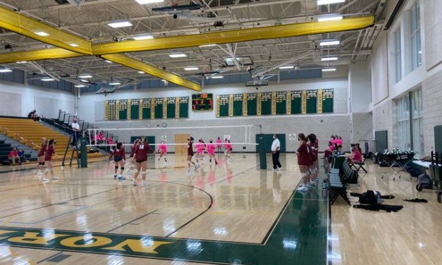 Hornets come back to beat Newburyport on Dig Pink night
