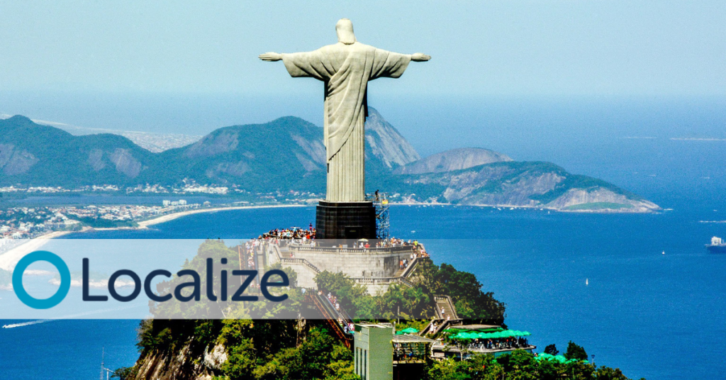 localize for brazil