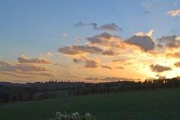 Sunset, Lullingstone