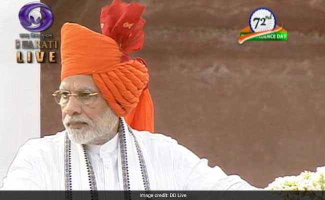 Independence Day 2018, Happy Independence Day, PM Narendra Modi, PM Modi Speech, PM Modi Speech Points, PM Modi Speech Red Fort