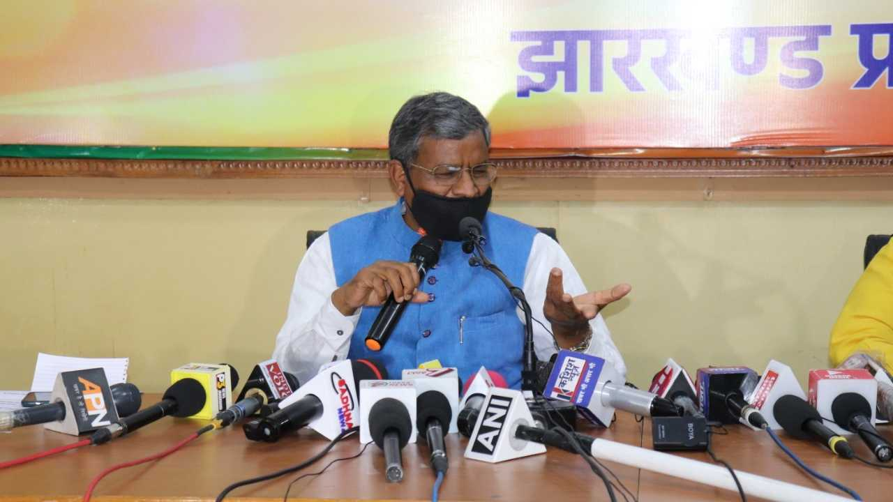 Hemant government is combating corruption