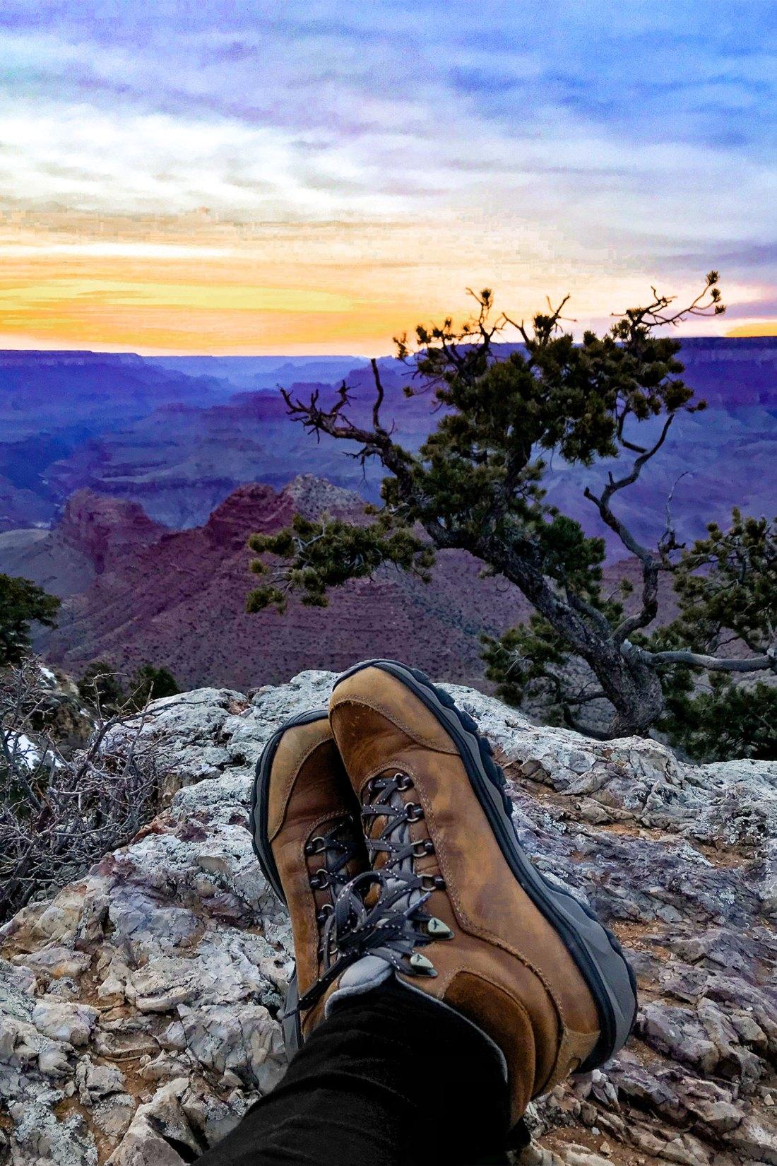 Desert Point at Grand Canyon South Rim
