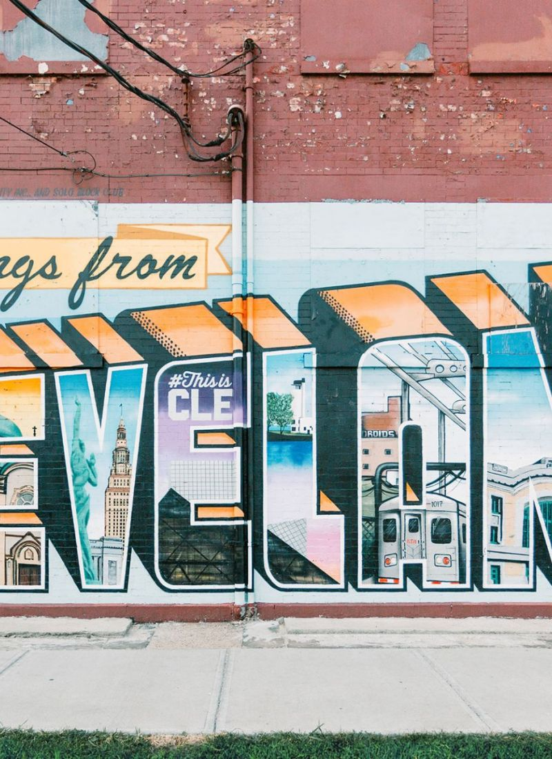 The Most Instagrammable Murals in Ohio City