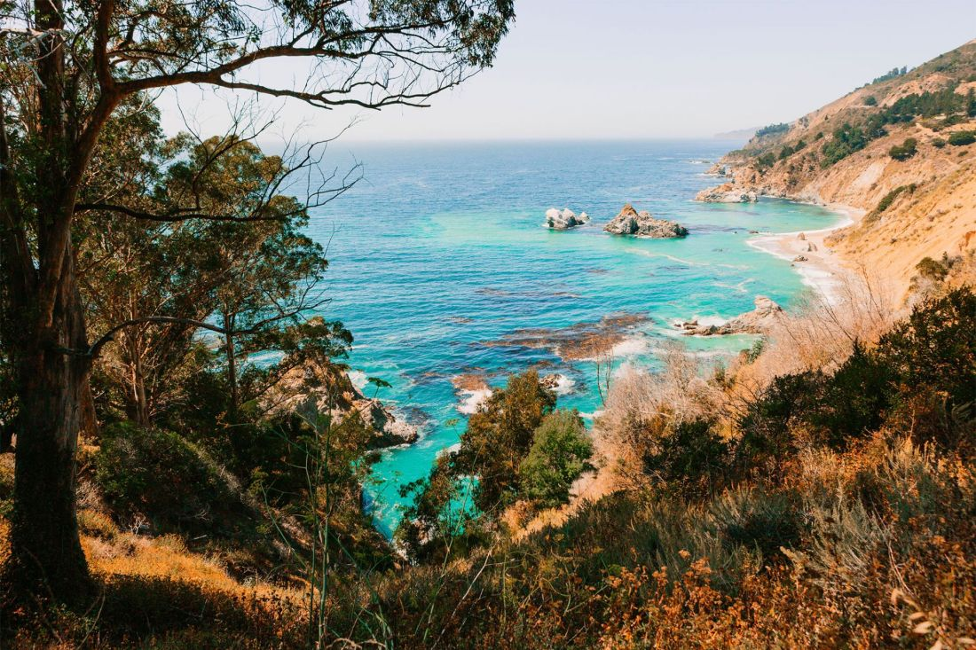 McWay Falls, Big Sur | as seen on the Local Love and Wanderlust Blog