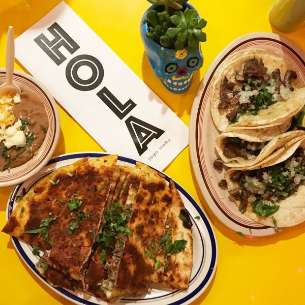 Hola Tacos in Lakewood, Ohio | Taco Tuesday