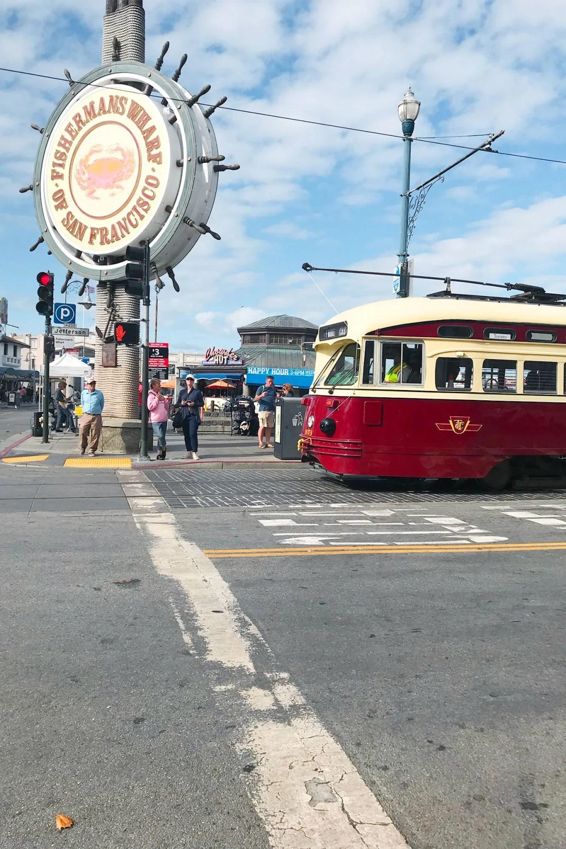Fisherman's Wharf in San Francisco, California   Local Love and Wanderlust