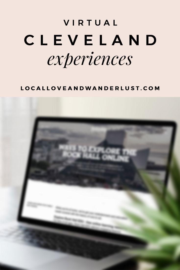 Virtual Cleveland Experiences