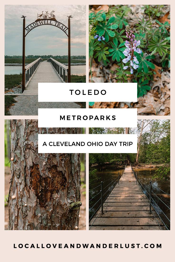 Toledo Ohio Metroparks: A Cleveland, Ohio Day Trip