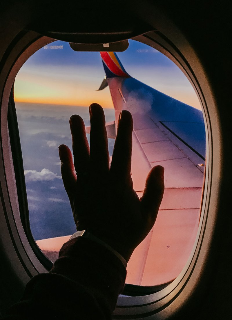 The Window Seat: 23 Photos to Make You Wish You Were On An Airplane Right Now